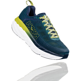 Hoka One One Bondi 6 Running Shoes Herren deep teal/green oasis